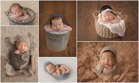 Love bug baby newborn session giveaway