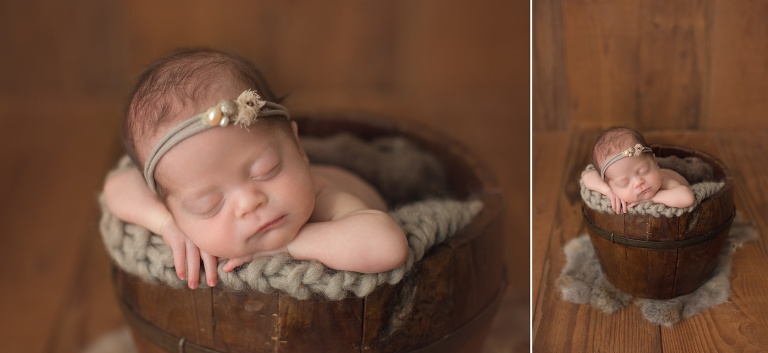 Austin and Charlotte: Las Vegas Newborn Twins Photography Session